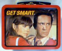 Television from the 1970's Collectibles - Get Smart - Mini Metal Lunch Box Tin