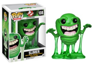 Movies from the 1980's Collectibles Ghostbusters Slimer POP Vinyl Figure