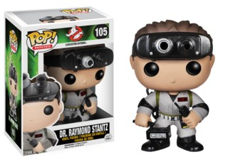 Movies from the 1980's Collectibles Ghostbusters Raymond Statntz POP Vinyl Figure Dan Akroyd