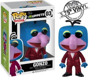 Muppets Collectibles - Gonzo Pop! Vinyl Figure