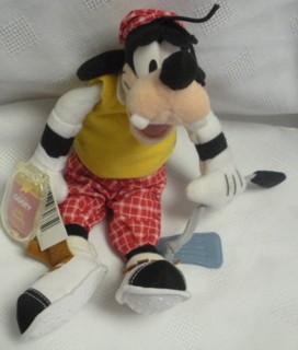 Disney Collectibles - Golfer Goofy Beanie