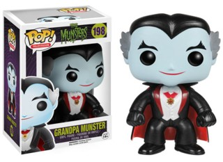 Television from the 1970's Collectibles - Grandpa Munster POP! Vinyl Figure