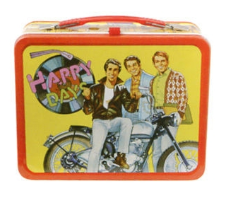 Happy Days - 1970's Television Show Collectibles - Lunch Box Magnet