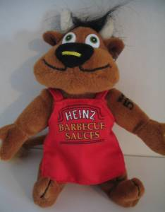 Food Collectibles - Heinz Barbeque Bull beanie