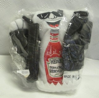 Advertising Collectibles - Heinz Ketchup Packet Beanie - Leader of the Packets