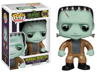 Television from the 1970's Collectibles - Herman Munster POP! Viynnyl Figure