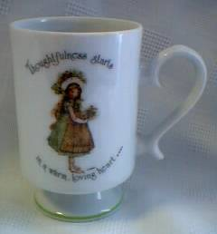 Holly Hobbie China Cup