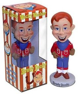 Television Character Collectibles - Howdy Doody Bobblehead Nodder Doll