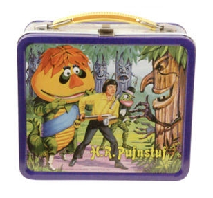 Television from the 1960's - 1970's Collectibles - Sid & Marty Krofft - HR Puffnstuff Lunch Box Magnet