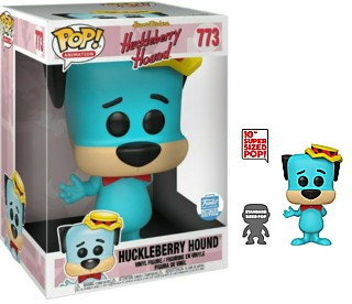 Hanna Barbera Collectibles - Huckleberry Hound 10