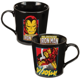 Super Hero Collectibles - Marvel Comics Iron Man Ceramic Mug