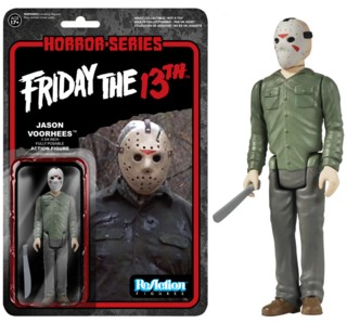 Horror Movie Collectibles - Jason Voorhees Friday the 13th ReAction Figure