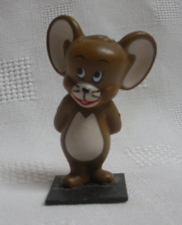Cartoon Collectibles - Tom and Jerry Jerry Mouse PVC Figure