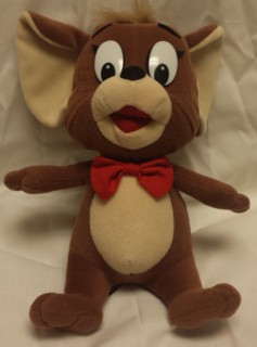 Cartoon Collectibles - Tom and Jerry Jerry Mouse Plush Stuffed Animal