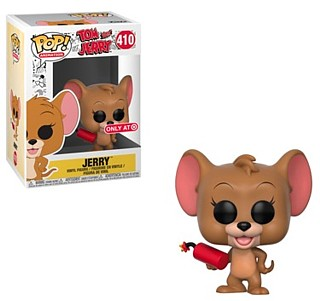 Cartoon Collectibles - Tom and Jerry  Jerry Mouse Target Exclusive Funko POP Vinyl