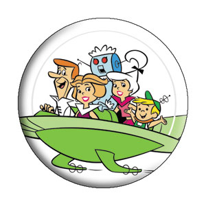 Cartoon Collectibles - The Jetsons Pinback Button