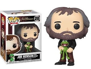 Cartoon Character Collectibles - The Muppets Creator Jim Henson POP! Vinyl Figure