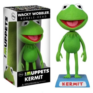 Muppets Collectibles - Kermit Bobblehead Doll