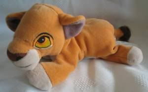 Walt Disney Movie Collectibles - Lion King Kiara Beanie