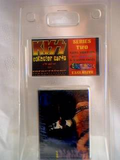 KISS Collectibles - Kiss Trading Cards