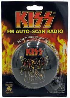 KISS Collectibles - KISS FM Radio