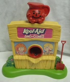 Advertising Collectibles - KoolAid Snow Cone Maker