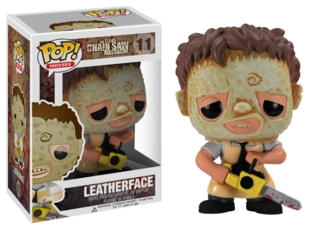 Horror Movie Collectibles - Leatherface Texas Chainsaw Massacre POP Vinyl Figure