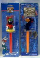 Looney Tunes Collectibles - Marvin the Martian and Daffy Duck Pens