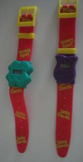 General Mills Cereal Collectibles - Lucky Charms Digital Watches