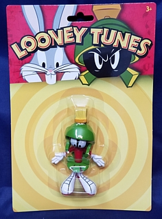 Looney Tunes Collectibles - Marvin the Martian Bendable Figure