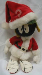 Looney Tunes Collectibles - Marvin the Martian Christmas Santa Beanie