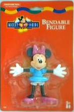 Disney Collectibles - Minnie Mouse Bendy
