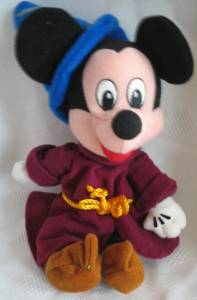 Walt Disney Collectibles - Mickey Mouse Fantasia Beanie