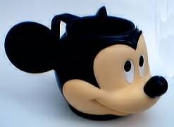 Disney Collectibles - Mickey Mouse Applause Plastic Mug