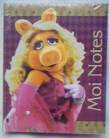 Muppets Collectibles - Miss Piggy Note Pad