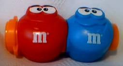 Advertising Collectibles - M & M Giggle Stick