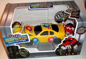 Advertising Collectibles - M & M Under the Hood Dispenser