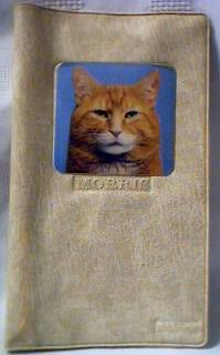 Advertising Collectibles - Morris The Cat 9 Lives NotePad - Nine Lives