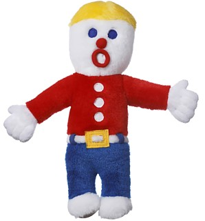 Mister Bill, Saturday Night Live - Ooh No! It's Mr. Bill Talking Stuffed Plush