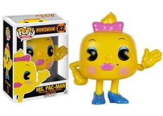 Ms. PacMan POP! Vinyl Figure
