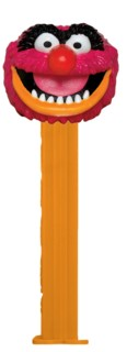 Muppets Collectibles - Animal Pez Dispenser