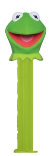 Muppets Collectibles - Kermit the Frog Pez Dispenser