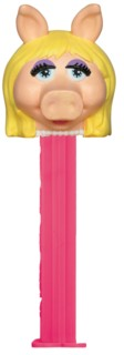 Muppets Collectibles - Miss Piggy Pez Dispenser