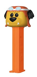 Hanna Barbera Wacky Races Collectibles - Muttley Pez by Funko