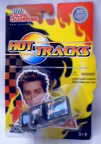 Rock and Roll Collectibles - Hot Tracks NSync Lance Bass Truck