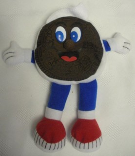 Oreo Cookie Beanbag Plush