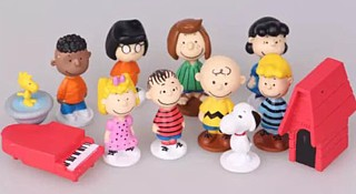Snoopy and Peanuts Collectibles - Snoopy XMas Whitman's Bank