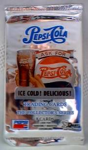 Pepsi Collectibles - Pepsi Trading Cards