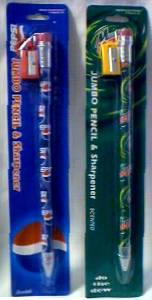 Pepsi and Mountain Dew Collectibles - Pepsi and Mountain Dew Giant Pencil