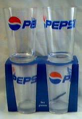 Pepsi Collectibles - Pepsi Glasses
